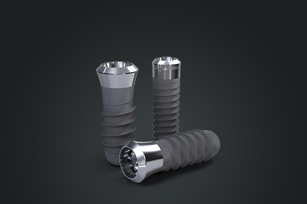 implante dental de titanio