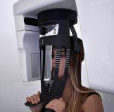 paciente en 3D CBCT Panoramica