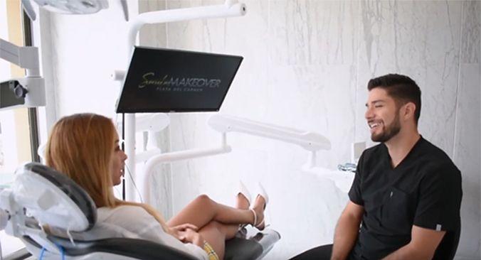 experiencia del paciente en clinica dental