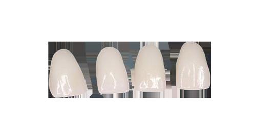 carillas dentales de zirconia